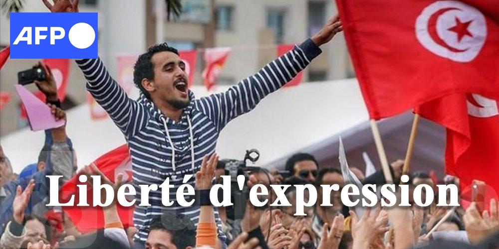 حرية التعبير: `` تونس استثناء على الساحل الجنوبي للبحر الأبيض المتوسط ''