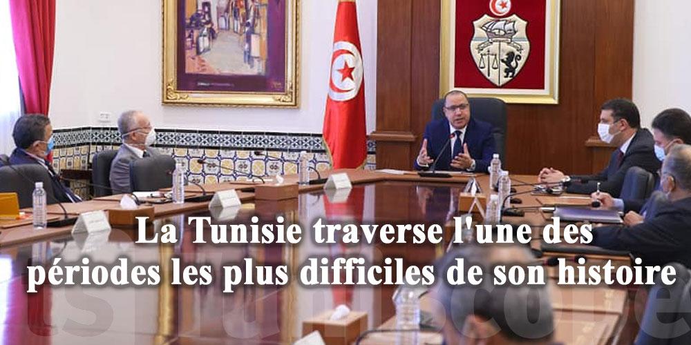 تمر تونس بإحدى أصعب الفترات في تاريخها