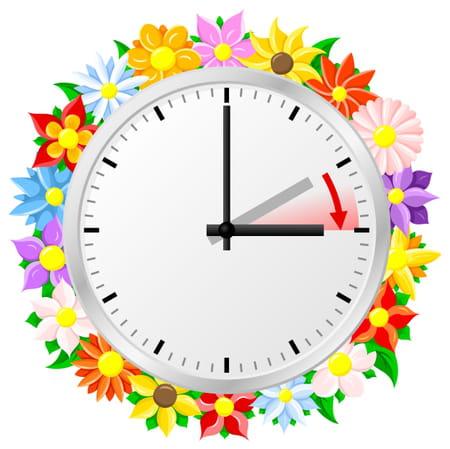 التبديل إلى التوقيت الصيفي: تحرك ساعتك للأمام